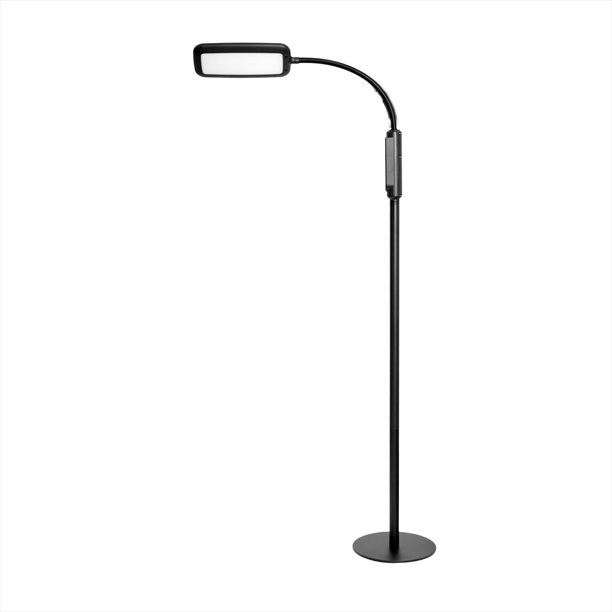 Regulowana Lampa Led Podłogowa 16w Z Panelem Dotykowym