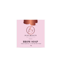 Brow Soap 25g. Just Beauty