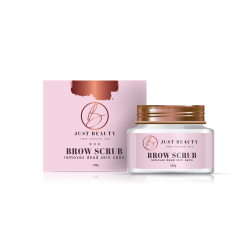 Brow Scrub 100g. Just Beauty