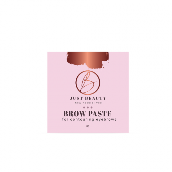 White Brow Mapping Paste 8g. Just Beauty